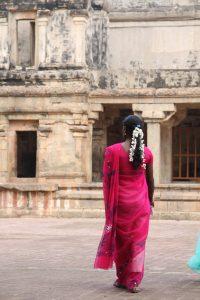 Danse des sarees