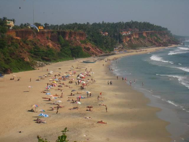 Varkala - Kerala Inde