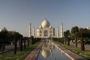 Le jour où j'ai visité le Taj Mahal