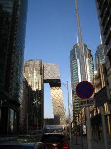 Une semaine « deluxe » à Pékin