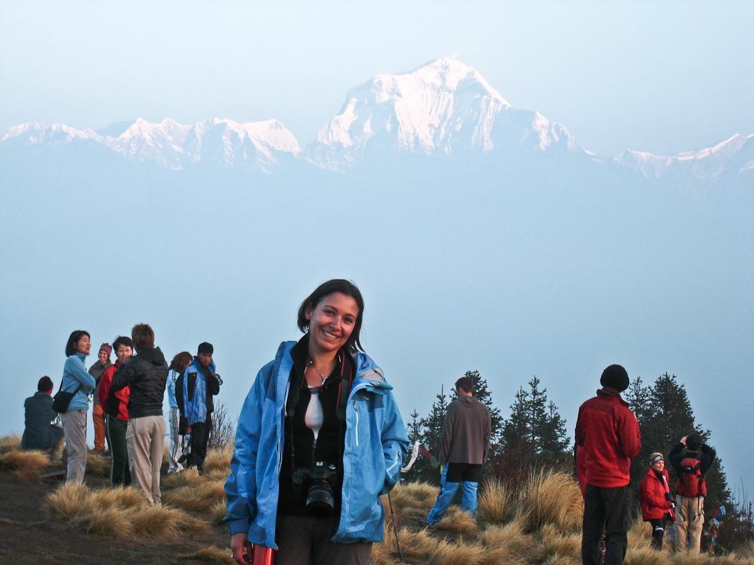 Lever de soleil à Poon Hill - Sanctuaire des Annapurnas Népal