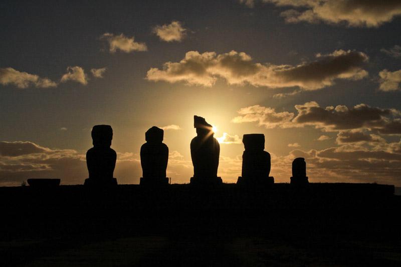 Rapa Nui, une île mystérieuse au coeur de l'Océan Pacifique
