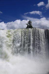 Le  jour où… j'ai vu les chutes d'Iguaçu