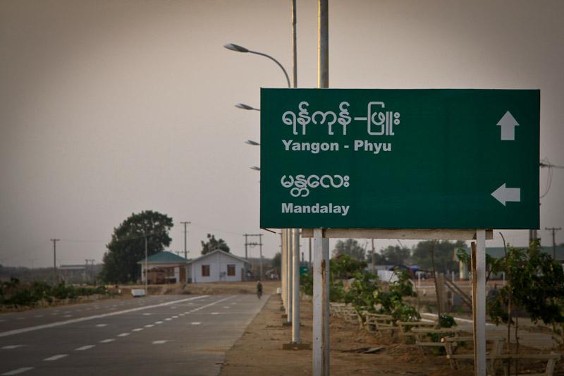 Birmanie - Voyager en bus en Birmanie
