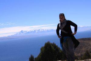Voyager seul - la isla del sol bolivie