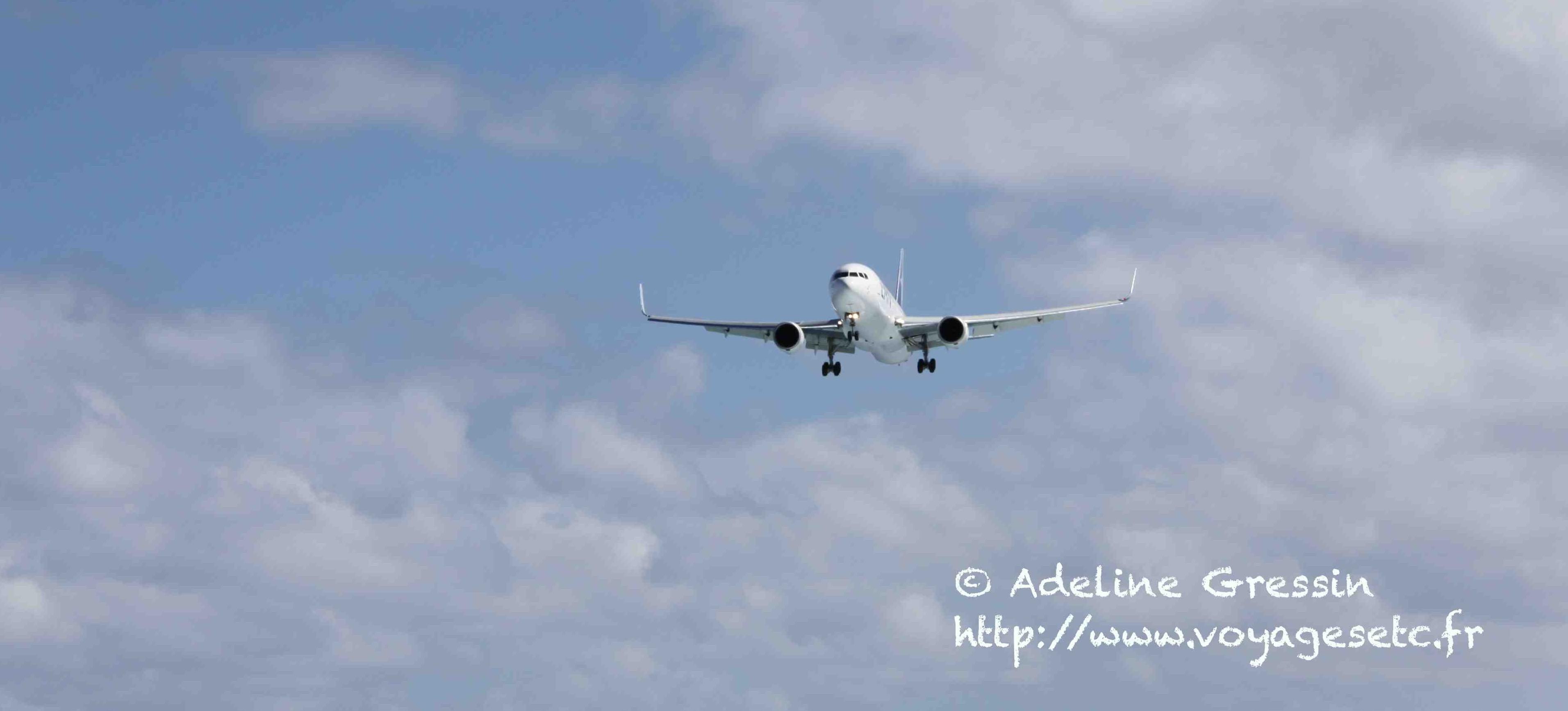 Avion tour du monde