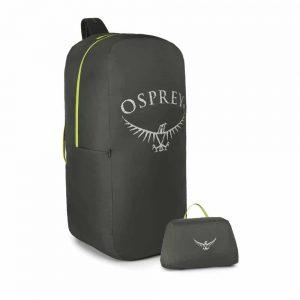 Osprey airporter, la housse indispensable pour protéger son sac à dos dans les transports (bus, avion,..)