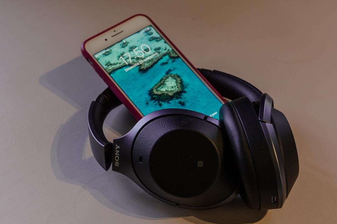 casque Sony, mon accessoire indispensable en voyage pour s'isoler du bruit ambiant