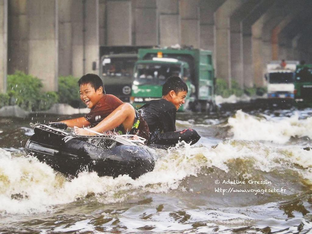 inondations en thailande 2011