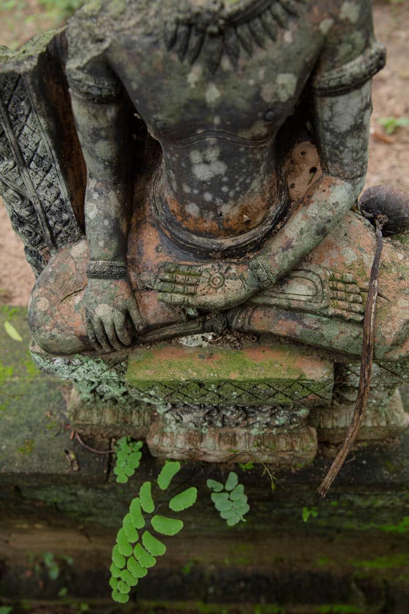 Le Wat Umong est un temple à visiter à Chiang Mai. Il est situé un peu à l'extérieur de la ville, dans une forêt et on peut s'initier à la méditation