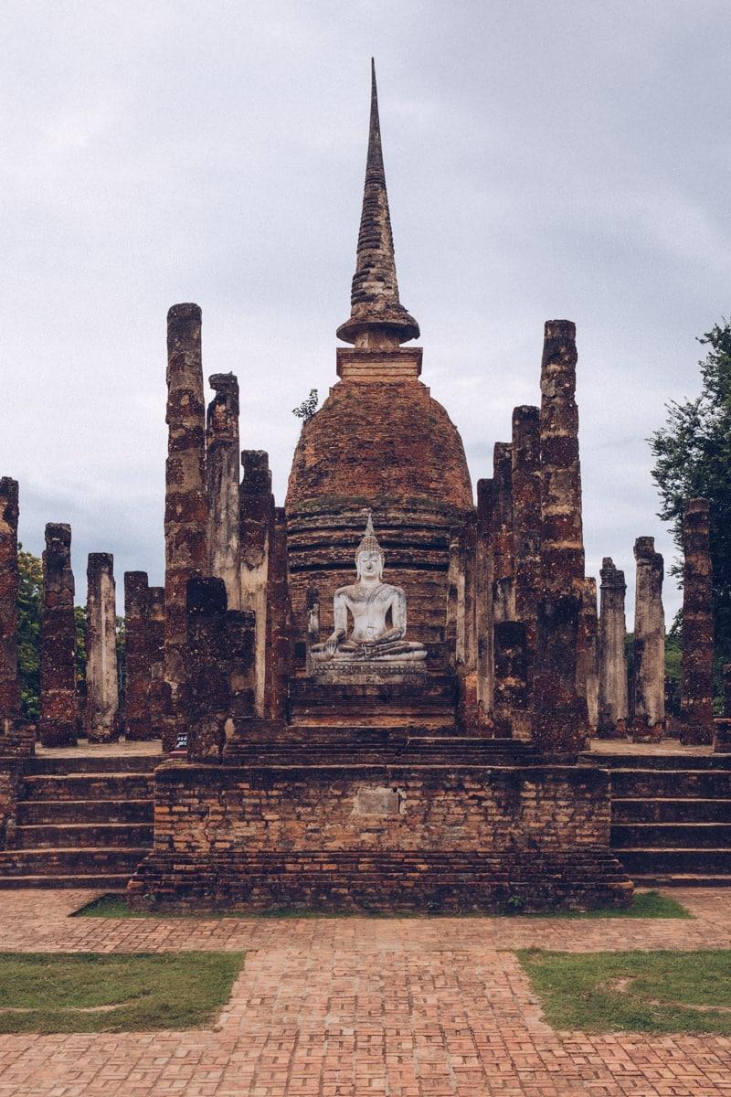Wat Sa Si, Sukhothai - Thaïlande