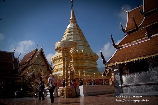 Doi Suthep - Chiang Mai Thailande