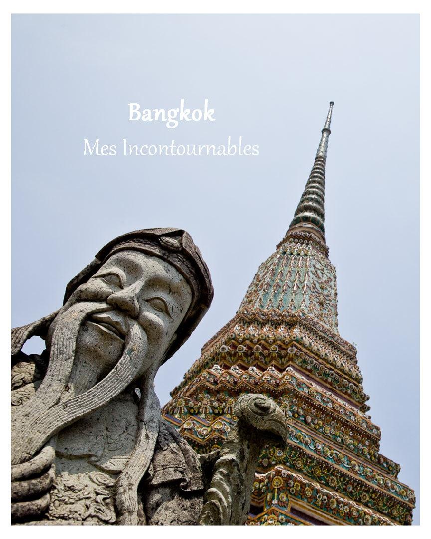 Visiter Bangkok en 10 incontournables