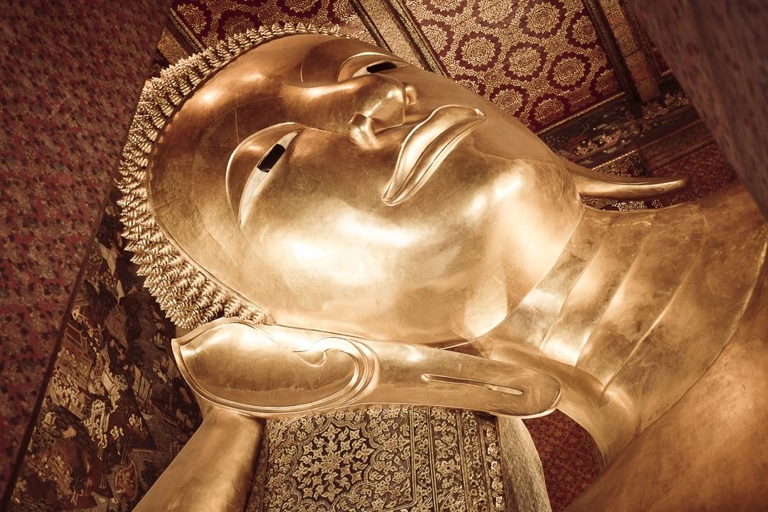 Que faire à Bangkok ? Le Bouddha couché du Wat Pho