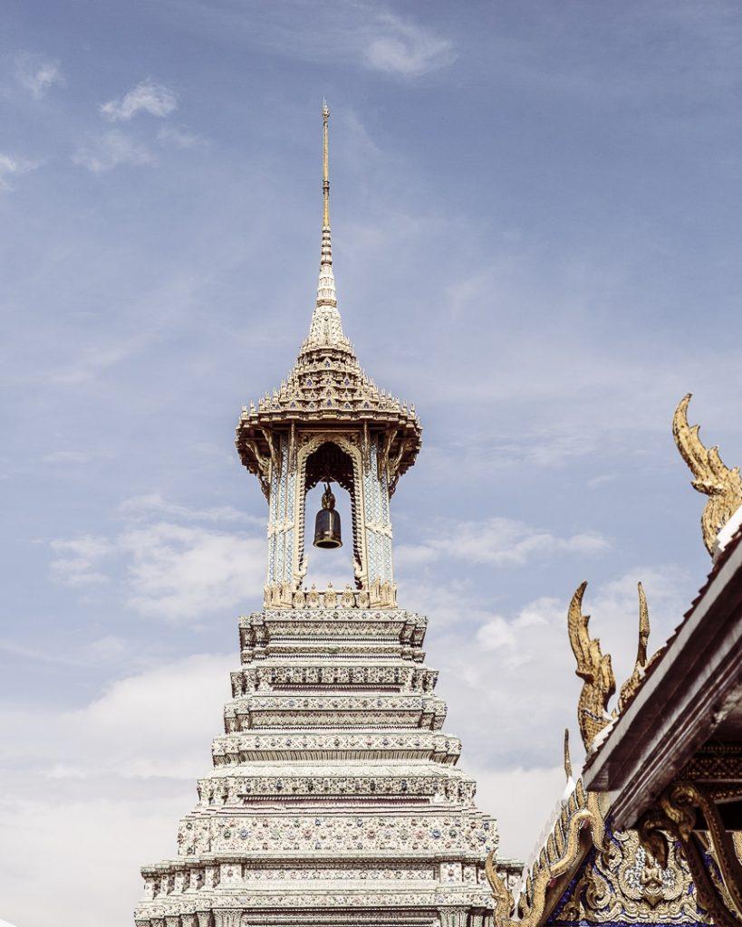 Elément du Grand Palais à Bangkok