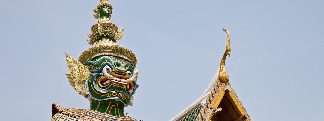 Que faire à Bangkok ? Visiter le Grand palais
