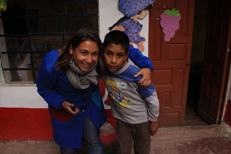 Apprentie aventurière au Pérou