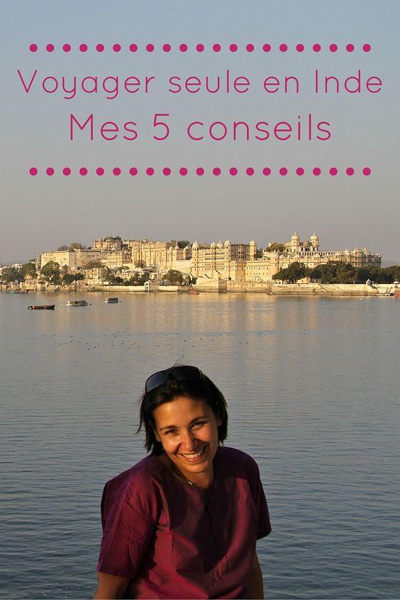 Voyager seule en Inde : mes 5 conseils pratiques #voyagerseule #inde #wegosolo