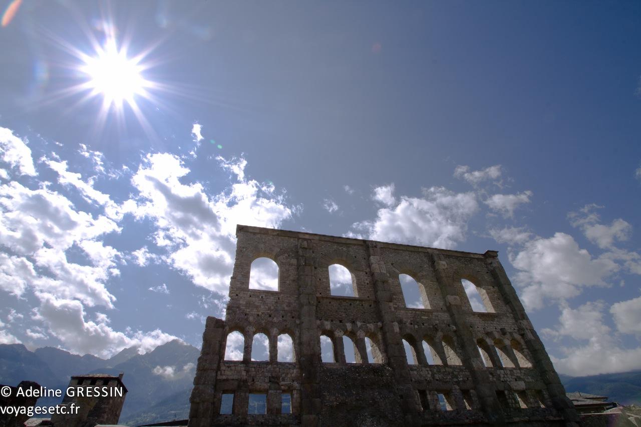 Theatre Romain Aoste Italie