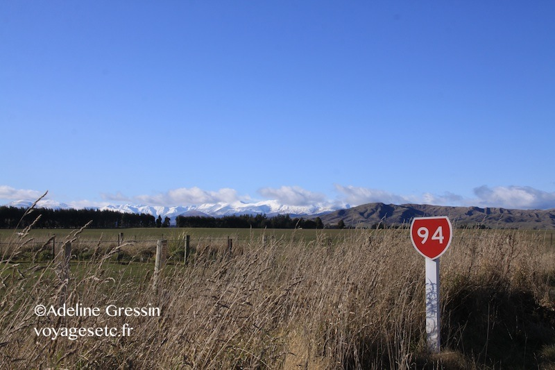 Temps du voyage - Feter les 8 mois en Nouvelle Zelande
