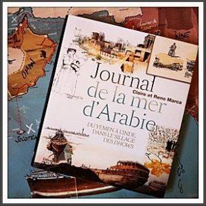 Journal en mer d'Arabie - Claire et Reno Marca