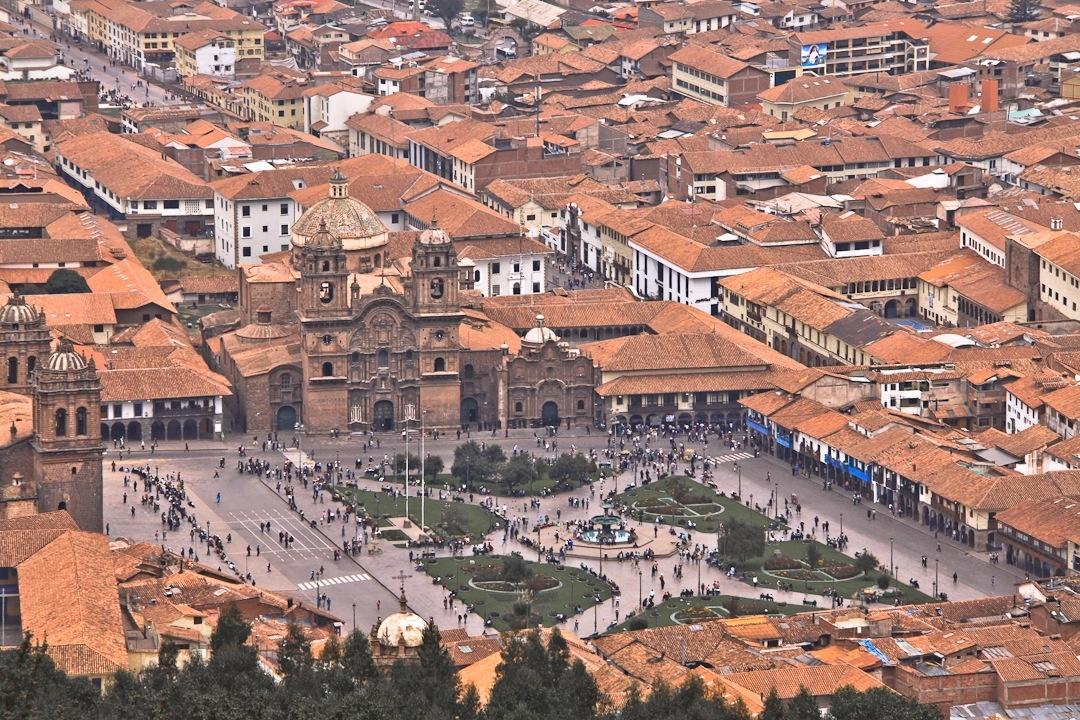 Cuzco une ville incontournable de la vallée sacrée