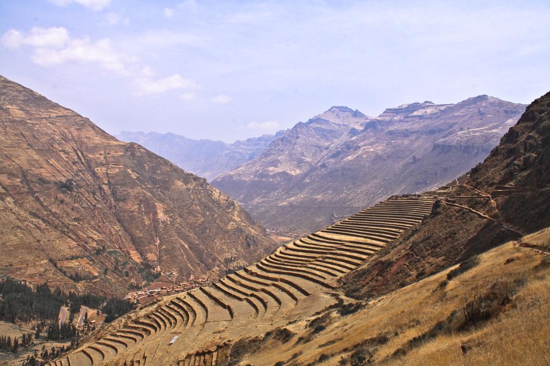 Les ruines de Pisac incontournables de la vallée sacrée