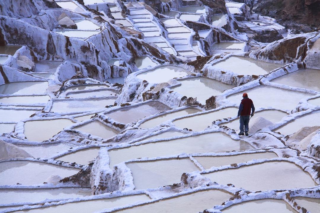 Les salinas, incontournables de la vallée sacrée