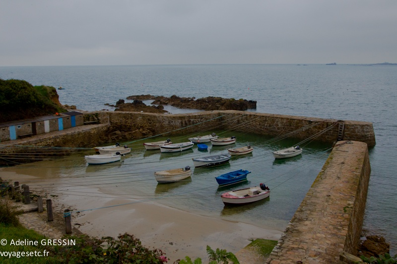 Cotentin - Normandie La Hague Port Racine
