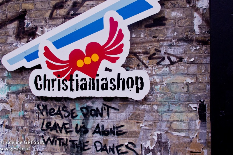 Christiania dont leave us with danes