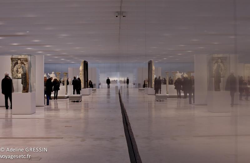 Galerie du temps Louvre Lens
