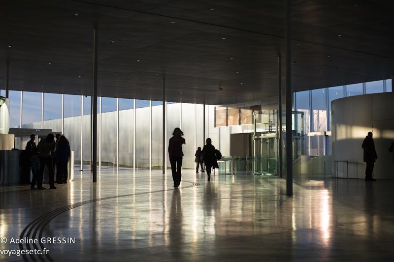 Hall du LouvreLens