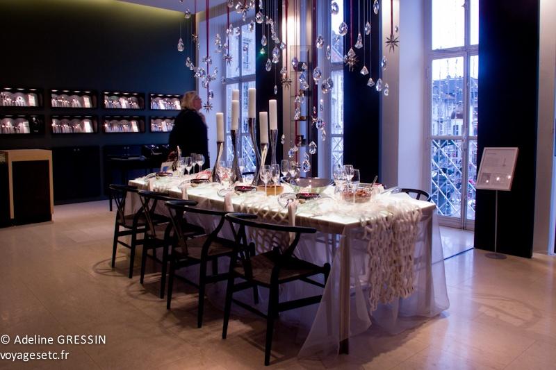 Table Noel Royal Copenhaguen