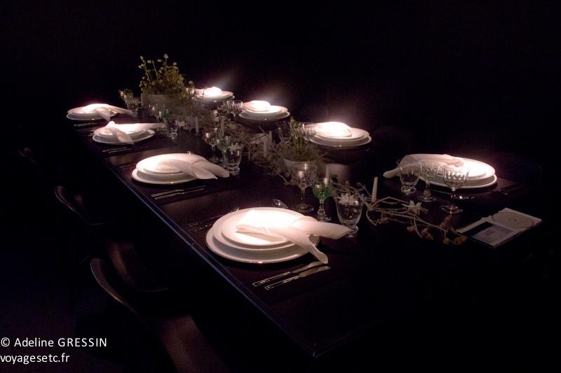 Noel a Copenhague - Table de Noel Royal Copenhaguen