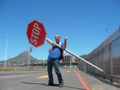 Tour du monde en stop Jeremy Marie