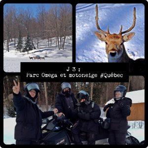 Parc Omega Quebec