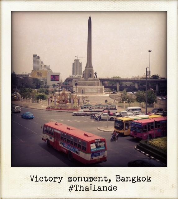 Mini van pour Khao Yai victory monument