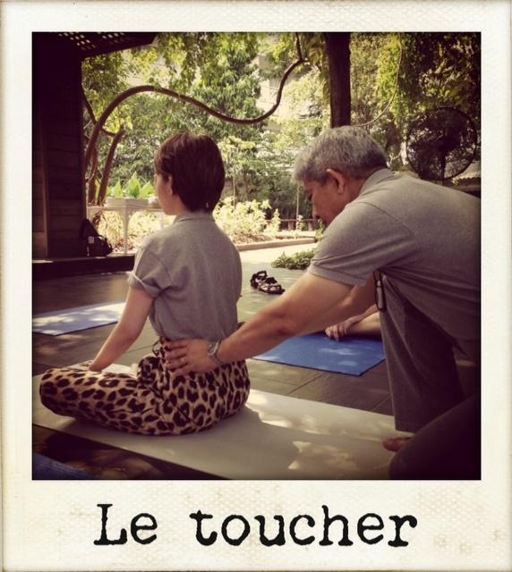 voyage en thailande le toucher