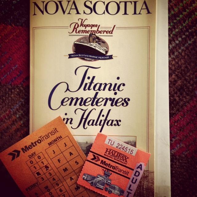 Cimetière Titanic Halifax