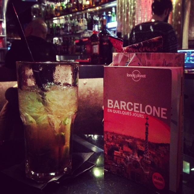 Mojito El Born Barcelone