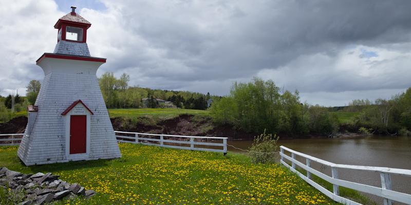 Phare Andersen Hollow, Nouveau Brunswick