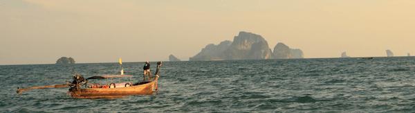 Thailande - Plage Krabi