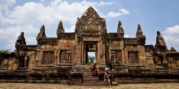 thailande temple Muang Tham