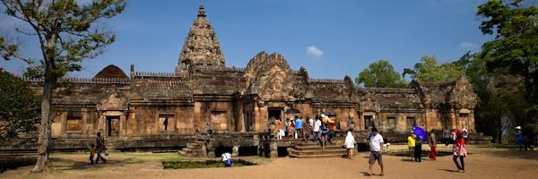 Thailande Prasat Phanom Rung