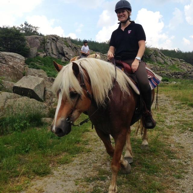 Randonnée à cheval dans les Apennins