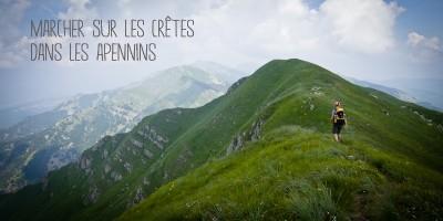 Randonner en Italie - Sur les cretes