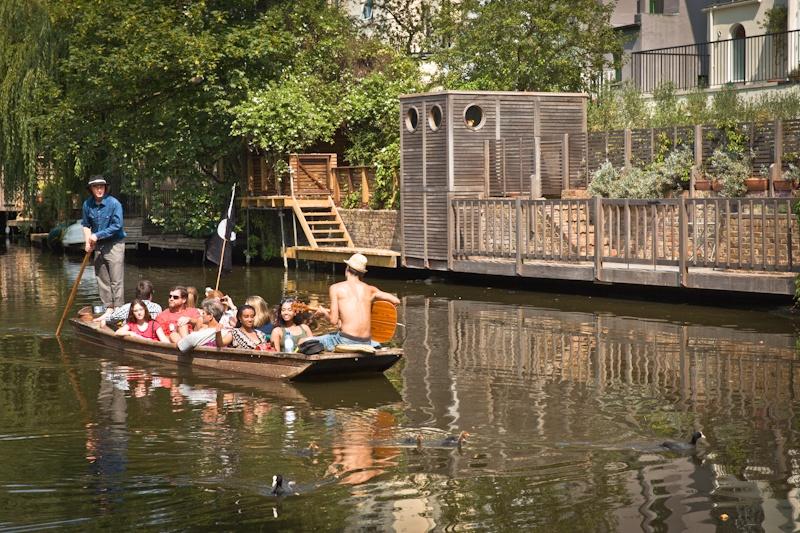 Visiter Londres - Sur les canaux