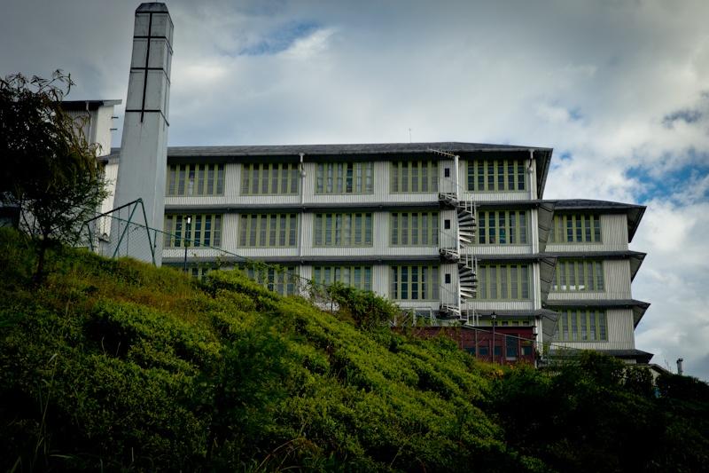 Heritance Tea factory - extérieur