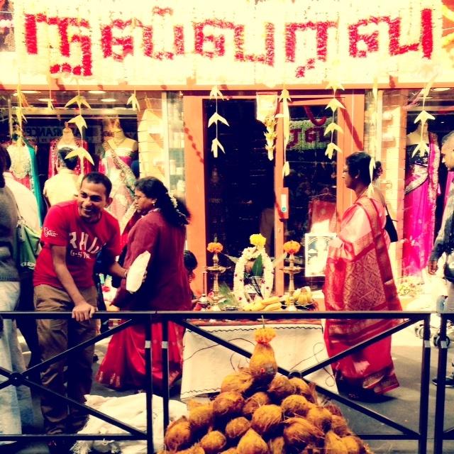 Voyagesetc52 - En Inde à Paris pour la fête de Ganesh