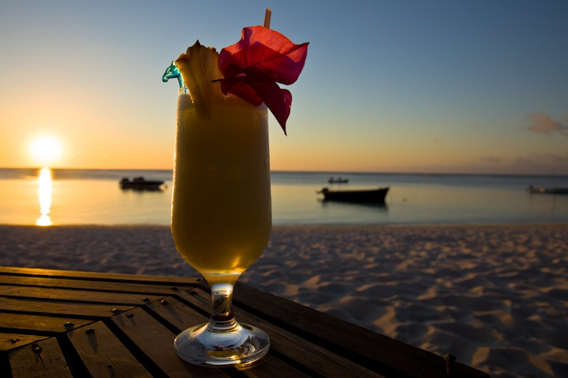 Sakoa hotel - cocktail